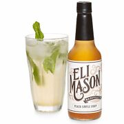 Eli Mason Cocktail Mix - All Natural Drink Mixer And Syrup - Cocktail Bitters