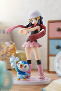 Dawn With Piplup Pokemon Series 1/8 Scale Collectible Character Figure Statue
