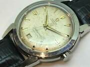 Omega Seamaster 1st Calendar 2627-1 Automatic Vintage Watch 1952and039s