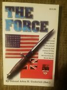 The Force Anda Underhill First Special Service Commandos World War 2 Pb