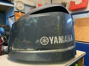 Yamaha Outboard Four Stroke F350 Hp Top Cowling - Stock 9208