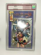 Harris 1/2 Cgc 9.8 White Pages Wizard Vampi Mail-away Excl Coa Case Is Mint 2000