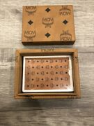 Rare Mcm Collectible New Poker Playing Cards