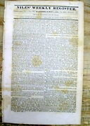 1833 Newspaper Numismatics Us Mint Output 1832 Coins Incl Gold Silver And Copper