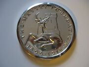 Very Rare Massy Foundation Architect 999 Silver Medal Rayer Residence Vancouver