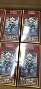 Cardfight Vanguard 4x Vge-v-ss05 Premium Collection 2020 Booster Box Sealed