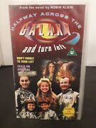 Halfway Across The Galaxy And Turn Left Vol 1 Vhs Video Pal Rare Oop Tv Show Itc