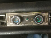 Mercedes W108, 109, 111, 112 Etc Complete A/c And Heat System. Blue, No Cracks