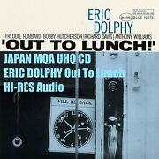 4bt Japan Mqa Uhq Cd Eric Dolphy Out To Lunch Hi-res Audio