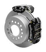 Wilwood Disc Brakes,rear,electronic Parking,big Ford New,2.50,11 Rotors,black
