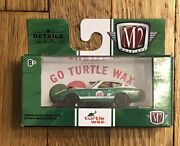 M2 Turtle Wax 1970 Nissan Fairlady Die Cast Car Limited Production 1/64th New