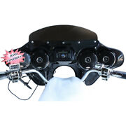 Hoppe Industries 5566 Fairing W/ Stereo Receiver Flhr And03994+ Black Hpkt-0011a
