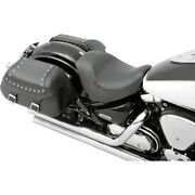 Z1r Low Solo Seat - Smooth - Road Star Black 0810-1761