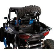 Moose Racing Spare Tire Carrier - Rzr Black 1512-0239