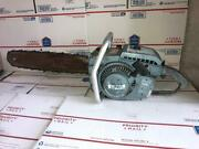 Oem Homelite C 51 C51 Chainsaw W/ 20 Bar And Chain For Parts