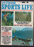 Vintage Rare Outdoor Sports Life Magazine,vol.1-no.1 May Be Only Issue
