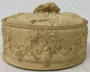 Mid 19th Century Wedgwood Game Pie Dish W/ Inner Liner C.1850