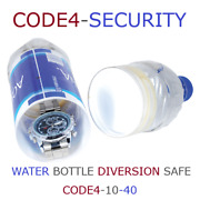 Water Bottle Diversion Safe Hide Valuables Home Keys Discreetly In Plain Sight