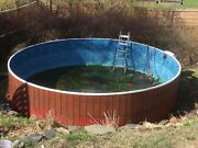 18ft Crestwood Above-ground Swimming Pool