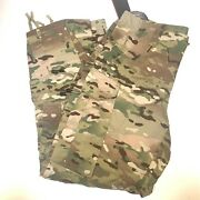 Nwt Massif Army Combat Pant Flame Resistant Xl 13-0598 325 Multicam