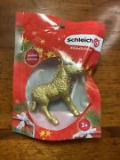 Schleich Golden Donkey Limited Edition 77292 - New In Package