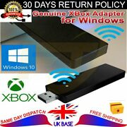 Usb Wireless Xbox One For Pc Controller Gaming Receiver Adapter For Window 7-10