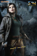 Sw Toys 1/6 Fs004 Female Game Tomb Raider Lara Croft Rise Of The Tomb With Box
