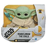 Nib Star Wars The Child Talking Plush Toy With Sounds And Accessories