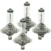 Set Of 4 Headlight Bulbs Lamps Left-and-right For Chevy Mercedes 3 Series 318 5