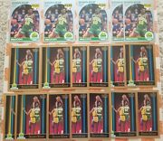 1990 1991 Shawn Kemp 18 Card Rookie Lot Hoops And Skybox Seattle Sonics Reign Man