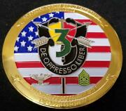 Us Army 3rd Special Forces Group Airborne 3rd Sfg A Command Team Challenge C
