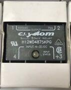 1pcs New For Crydom Solid State Relay H12wd4825kpg 4-32vdc 75a 600vac