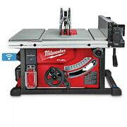 Milwaukee 18v Fuel 210mm Table Saw With One-key Skin M18fts2100