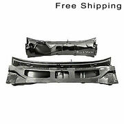 Goodmark Lower And Upper Cowl Panel Fits Chevrolet Chevelle Gmk4033380701