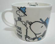 Scout Of China Taiwan - Snoopy Nature Beagle Scouts Mug / Cup With Box Mint