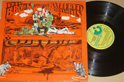 Pete Brown And His Battered Ornaments -a Meal You Can...- Lp Psych Blues Uk 69