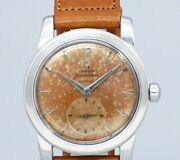 Omega Seamaster C2576-8 Small Second Automatic Vintage Watch 1954's