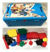 Quadro 6kg Huge Box Vintage Mini Indoor Elemente Construction Toy And Instructions