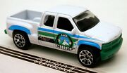 Matchbox 1997-2003 Ford F-series Pickup Truck White Forestry Chief 1/75 Scale