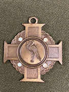 South African Homeland Ciskei Army Medal For Bravery - Full Size -