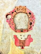 1950 -1957 Chevrolet 235 Engine To Hydra - Matic Transmission Adaptor Plate