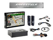 Alpine X903d‐f Freestyle 9-inch Navigation System For Custom Installation With
