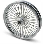 Drag Specialties Front Softlip Wheel - Single Disc - 23 X 3.75 - W/abs