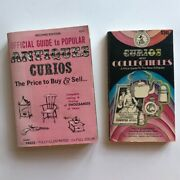 Official Guide To Popular Antiques Curios And Curious And Collectables Hal Cohen