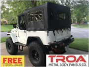 Fj/bj 40 Bj42 Soft Top. Free Tool Bag Also Available For Ambulance Doors