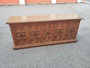 Antique Drexel Heritage Dining Room Sideboard Buffet 30x19x74