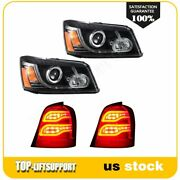For Toyota Highlander 2001-2007 Led Reflector Assembly Headlights And Taillights