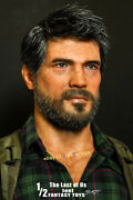 Fantasytoys Tthe Last Of Us Joel 1/2 Bust Statue 16in. Collectible Statue