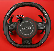 Audi R8 Carbon Steering Wheel Real Carbon Made In Germany