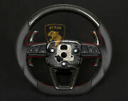 Audi Rs4 A4 Carbon Steering Wheel Real Carbon Made In Germany